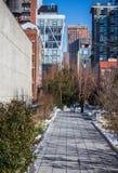 Highline park Stock Photo