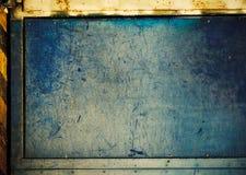 Highly detailed image of grunge background. Highly detailed image of blue grunge background Royalty Free Stock Images