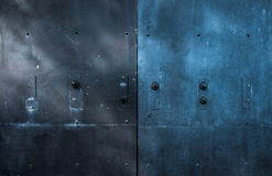 Highly detailed image of grunge background Stock Images