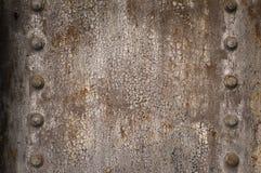 Highly detailed image of grunge metal background Stock Image