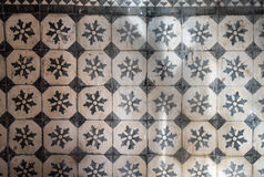 Highly detailed Mexican tile background Stock Images