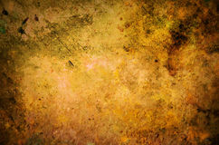Highly detailed textured grunge background frame Stock Photography