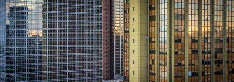 Highrise Буэноса-Айрес широкий Стоковые Фотографии RF