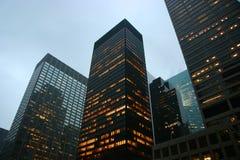 highrise зданий Стоковые Изображения RF