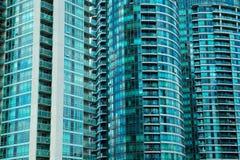 highrise кондоминиумов Стоковое Фото