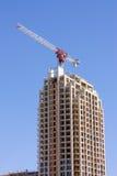 highrise конструкции здания самомоднейший Стоковые Изображения RF