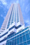Highrise 1 Stock Foto