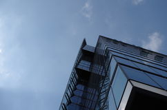 Highrise Royaltyfri Foto