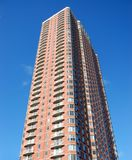 Highrise apartment building Royalty Free Stock Images