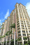 Highrise Apartment Building Stock Images