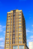 Highrise apartment building Stock Photography