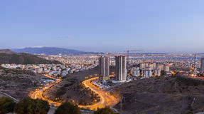 Highrise Building Construction Stock Image