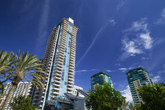 Highrise Condo Stock Photography