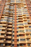 Highrise Condominium Royalty Free Stock Photography