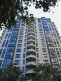 Highrise Condominium Royalty Free Stock Image
