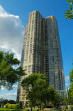 Highrise Condominiums Stock Images