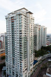 Highrise condominiums Stock Photos