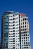 Highrise Condos on Blue Royalty Free Stock Images