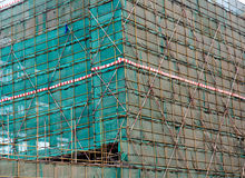 Highrise construction Stock Photo