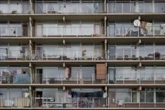 Highrise dans Zoetermeer Photographie stock libre de droits
