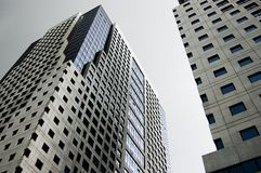 Highrise de Bouw stock foto