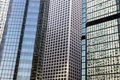 Highrise de Hong Kong Fotos de Stock Royalty Free