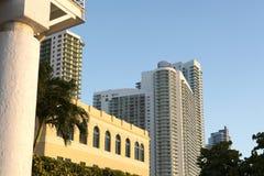 Highrise de la Florida Imagen de archivo libre de regalías