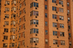 Highrise flatgebouw royalty-vrije stock foto