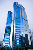 Highrise Glass Building Stock Photography