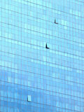 Highrise glass building. Highrise glass of modern building Stock Image