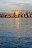 Highrise Of Downtown Seattle Royalty Free Stock Images