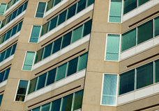 Highrise Office Building Royalty Free Stock Photography