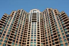 highrise rodzajowy budynki mieszkalne Zdjęcia Stock