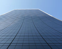 Highrise skyscraper Royalty Free Stock Photos
