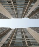 Highrise Towering Stock Photo