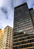 Highrises in downtown Baltimore, Maryland. Highrises in downtown Baltimore, Maryland royalty free stock photo