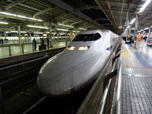 Highspeed Bullet Train Royalty Free Stock Photo