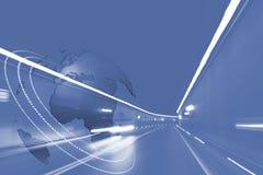 Highspeed internet BG Royalty Free Stock Photos