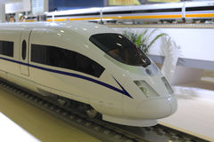 Highspeed train royalty free stock images