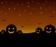 Hight di Halloween Fotografia Stock Libera da Diritti