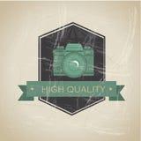 Hight quality. Design over beige background  illustration Stock Photos