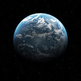 Hight quality Earth image Royalty Free Stock Photography