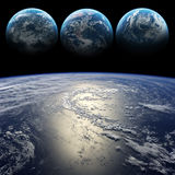 Hight quality Earth images Royalty Free Stock Photo