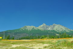 Hight Tatras Royalty Free Stock Photos