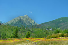 Hight Tatras Royalty Free Stock Photo
