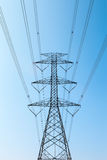 Hight Voltage Post Stock Images