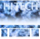 Hightech- Lizenzfreies Stockfoto
