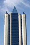 Hightech- Artgebäude Stockfoto
