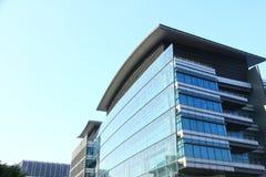 Hightech- Büros in Hong Kong Lizenzfreie Stockbilder