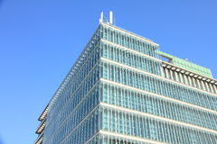 Hightech- Büros in Hong Kong stockfoto